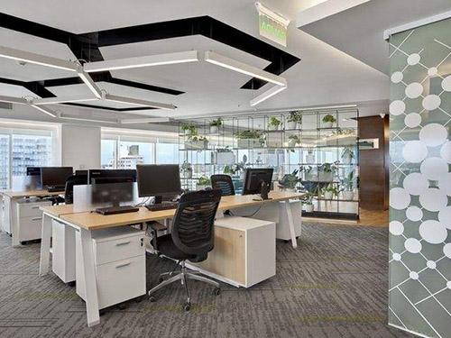 滁州琅琊区办公室装修需要特别注意哪些区域?