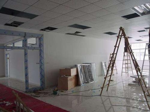 合肥厂房装修前需要做些什么准备?